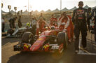 Sebastian Vettel - Danis Bilderkiste - GP Abu Dhabi 2015