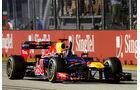Sebastian Vettel F1 Singapur 2012
