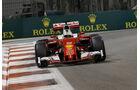 Sebastian Vettel - Ferrari - Formel 1 - GP Abu Dhabi - 26. November 2016