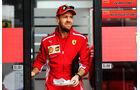 Sebastian Vettel - Ferrari - Formel 1 - GP Australien - Melbourne - 13. März 2019