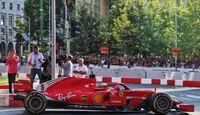 Sebastian Vettel - Ferrari - Formel 1 - GP Italien - 30. August 2018