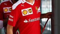 Sebastian Vettel - Ferrari - GP Brasilien - Sao Paulo - Interlagos - Donnerstag - 10.11.2016