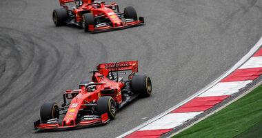 Sebastian Vettel - Ferrari - GP China 2019 - Shanghai
