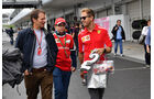 Sebastian Vettel - Ferrari - GP Japan - Suzuka - Donnerstag - 4.10.2018