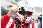 Sebastian Vettel - Ferrari - GP Russland 2015 - Sochi - Rennen