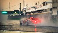Sebastian Vettel - Ferrari - GP Ungarn 2018 - Qualifying