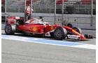 Sebastian Vettel - Ferrari - Pirelli-Ultrasoft - Barcelona-Test - 2016
