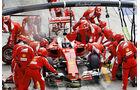 Sebastian Vettel - Ferrari SF16H - Monza - GP Italien 2016