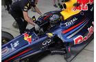 Sebastian Vettel  - Formel 1 - GP Korea - 15. Oktober 2011