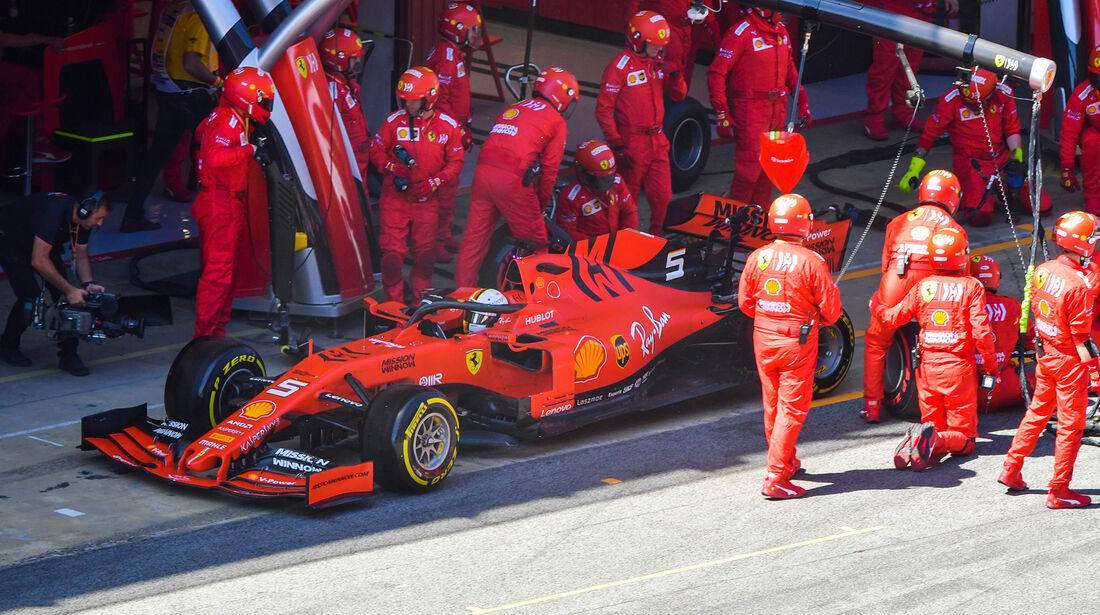 Formel 1 Spanien 2019