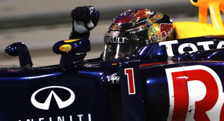 Sebastian Vettel - GP Abu Dhabi - Qualifying - 12.11.2011