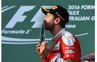 Sebastian Vettel - GP Australien 2016