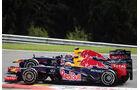 Sebastian Vettel GP Belgien 2012