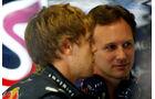 Sebastian Vettel - GP Europa - Qualifying - 25. Juni 2011