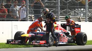 Sebastian Vettel GP Italien 2012 Monza