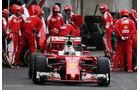 Sebastian Vettel - GP Mexiko 2016