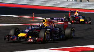 Sebastian Vettel - GP Russland 2014