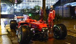Sebastian Vettel - GP Singapur 2017