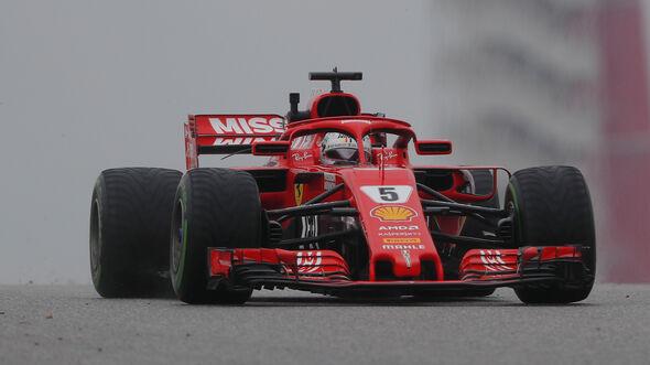 Sebastian Vettel - GP USA 2018