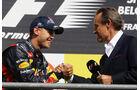 Sebastian Vettel & Jacky Ickx 2012