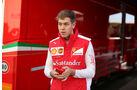 Sebastian Vettel - Jerez Test 2015