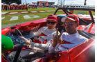 Sebastian  Vettel - Kimi Räikkönen - Finali Mondiali - Daytona