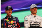 Sebastian Vettel Nico Hülkenberg - Formel 1 - GP Monaco - 26. Mai 2013