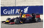 Sebastian Vettel - Red Bull - Formel 1 - GP Bahrain - Sakhir - 5. April 2014