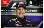 Sebastian Vettel - Red Bull - Formel 1 - GP Belgien - Spa-Francorchamps - 22. August 2013