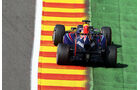 Sebastian Vettel - Red Bull - Formel 1 - GP Belgien - Spa-Francorchamps - 23. August 2013