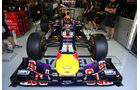 Sebastian Vettel - Red Bull - Formel 1 - GP Italien - 7. September 2013