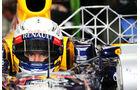 Sebastian Vettel - Red Bull - Formel 1 - GP Kanada 2012 - 8. Juni 2012