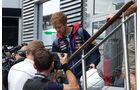 Sebastian Vettel - Red Bull - Formel 1 - GP Österreich - Spielberg - 19. Juni 2014