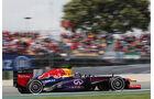 Sebastian Vettel - Red Bull - Formel 1 - GP Spanien - 11. Mai 2013
