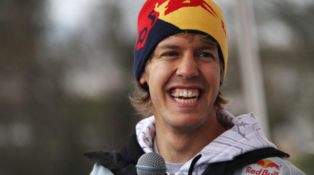 Sebastian Vettel in Heppenheim