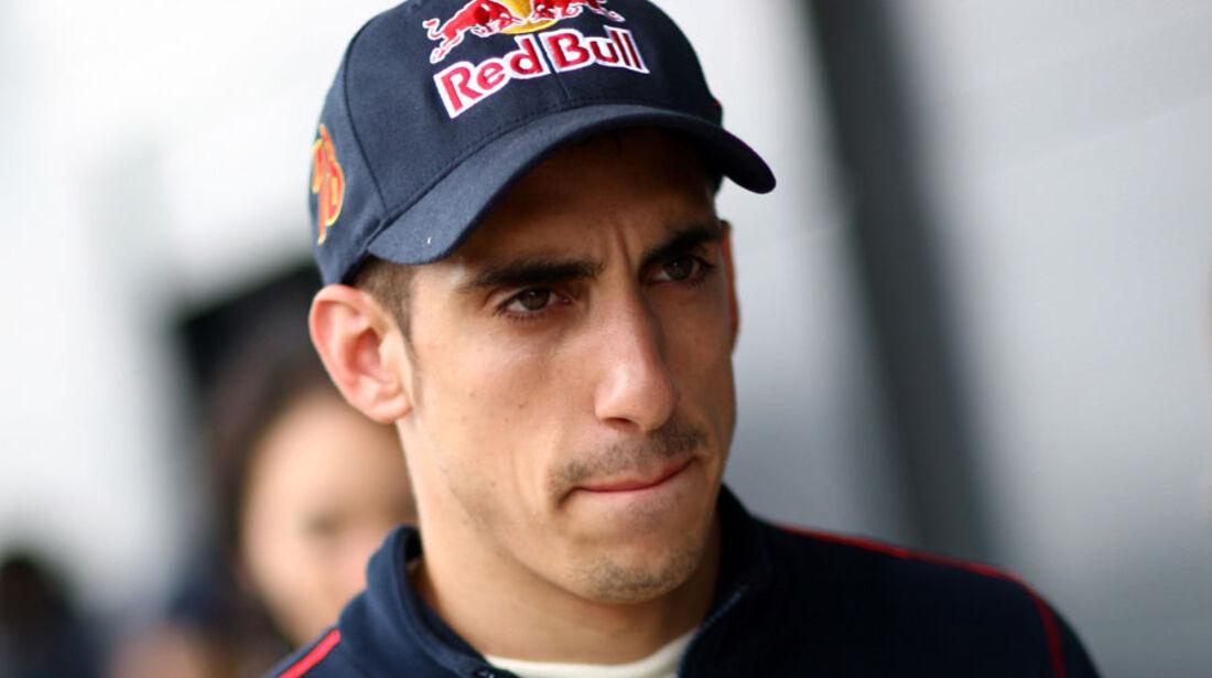 Sebastien Buemi - GP England - Qualifying - 9. Juli 2011