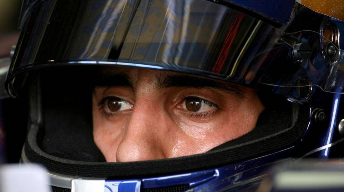 Sebastien Buemi GP Kanada 2011