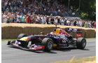 Sebastien Buemi - Red Bull - Goodwood 2013