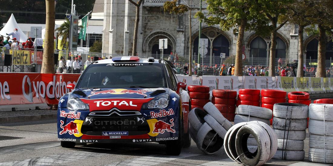 Sebastien Loeb Rallye Portugal 2012