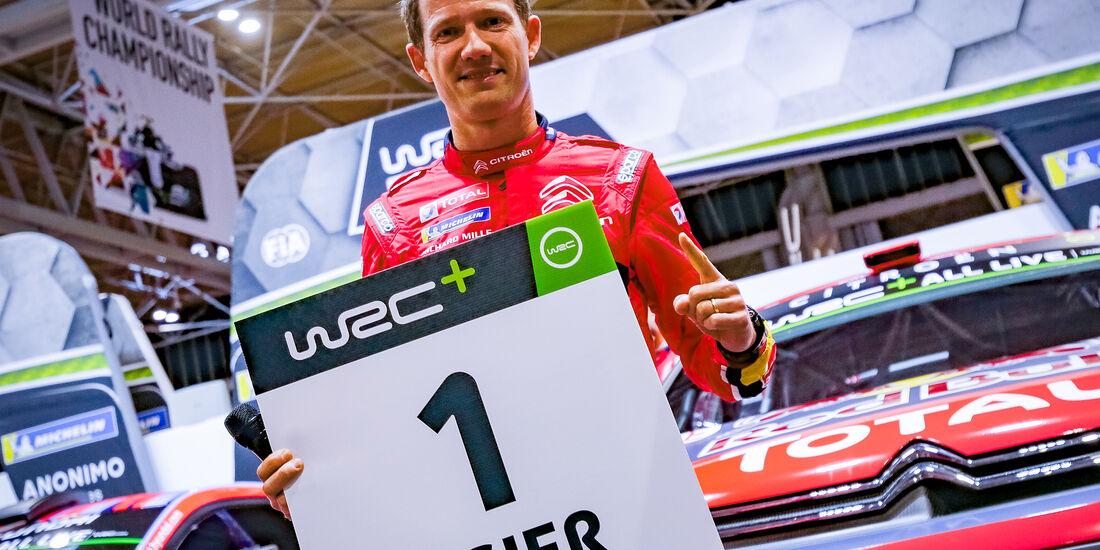 Sebastien Ogier - Citroen WRC 2019