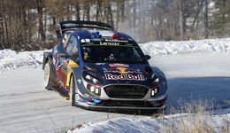 Sebastien Ogier - Rallye Monte Carlo 2017