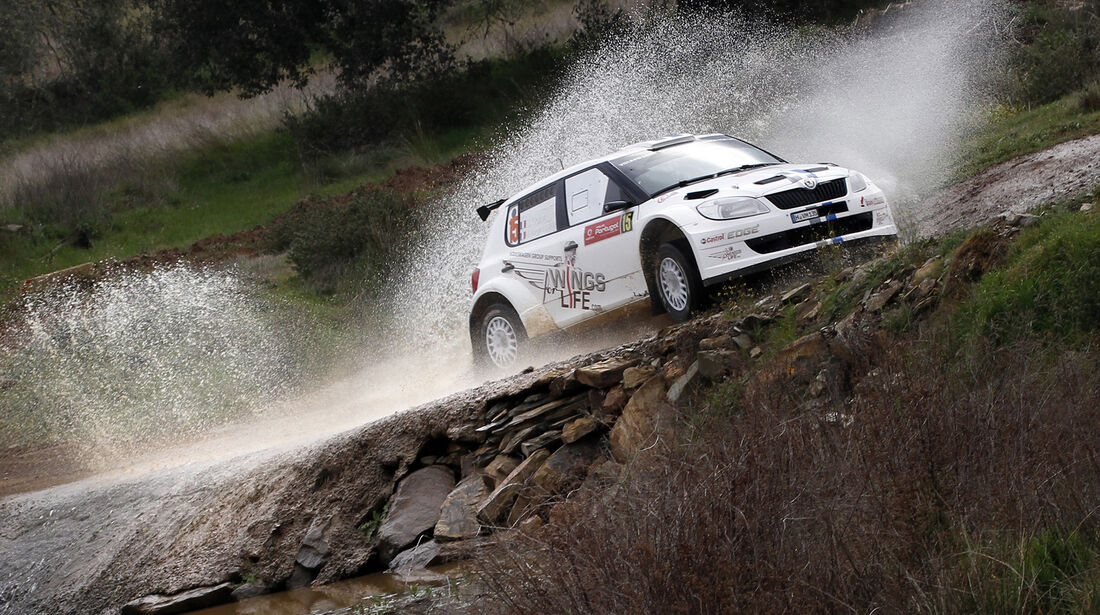 Sebastien Ogier Rallye Portugal 2012