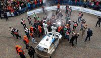 Sebastien Ogier - Volkswagen - Rallye Frankreich 2013