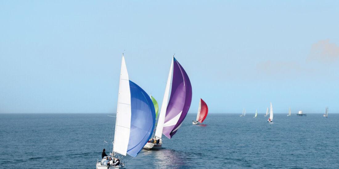 Segelboote, Imagebild