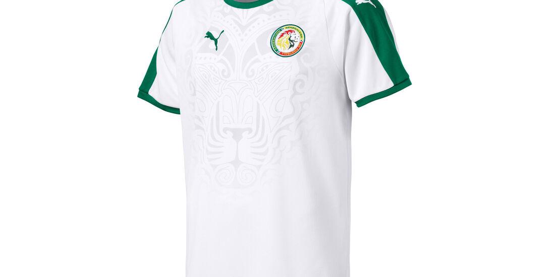 Senegal - F1-Autos - Fußball-WM 2018