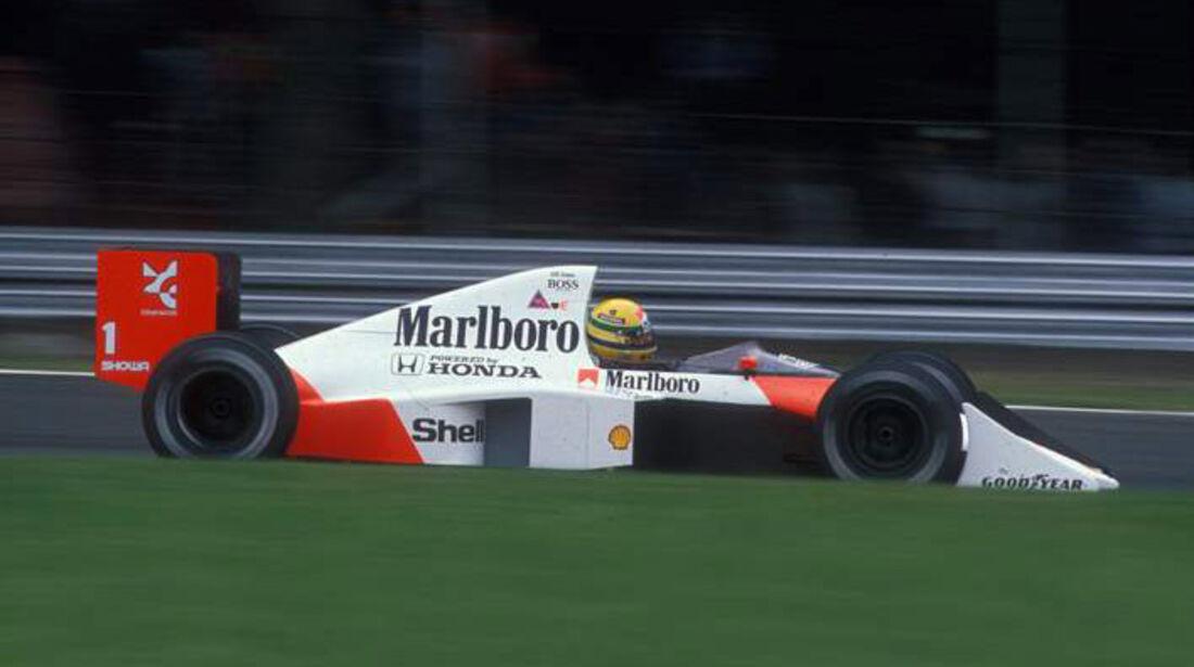 Senna Honda