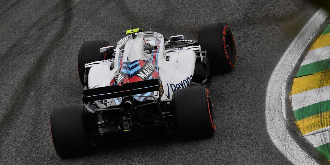 Sergey Sirotkin - Formel 1 - GP Brasilien 2018