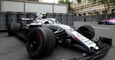 Sergey Sirotkin - GP Aserbaidschan 2018