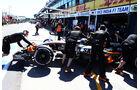 Sergio Perez - Force India - Formel 1 - GP Australien - 13. März 2015
