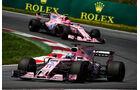 Sergio Perez - Force India - GP Österreich 2017 - Spielberg - Rennen